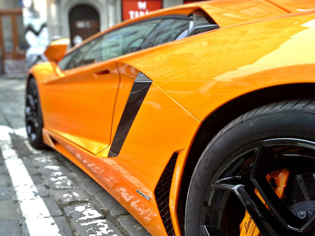 Out-of-This-World Mansory Lamborghini Aventador