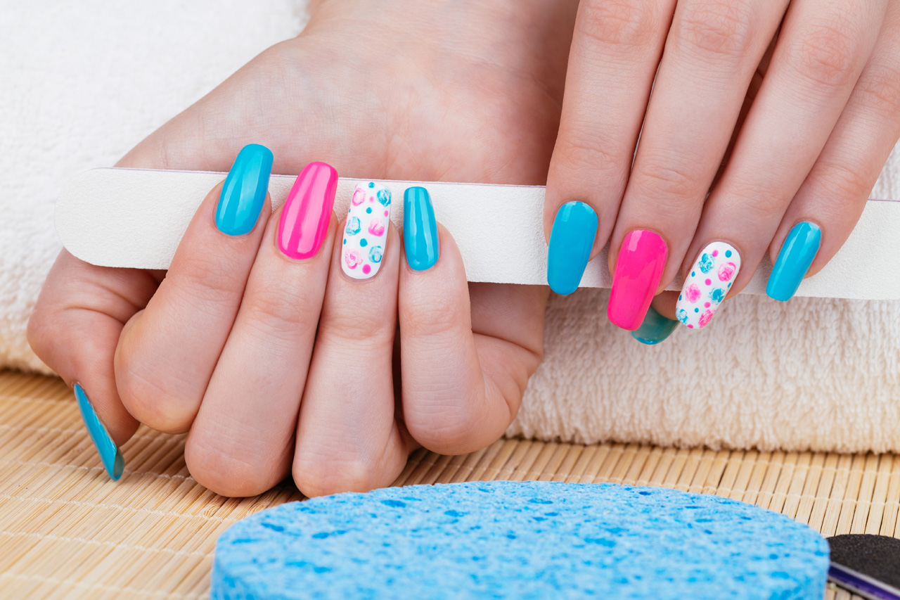 Lazy Girl Nail Art Ideas That Are Actually Easy - Newspaper Craft Ideas
