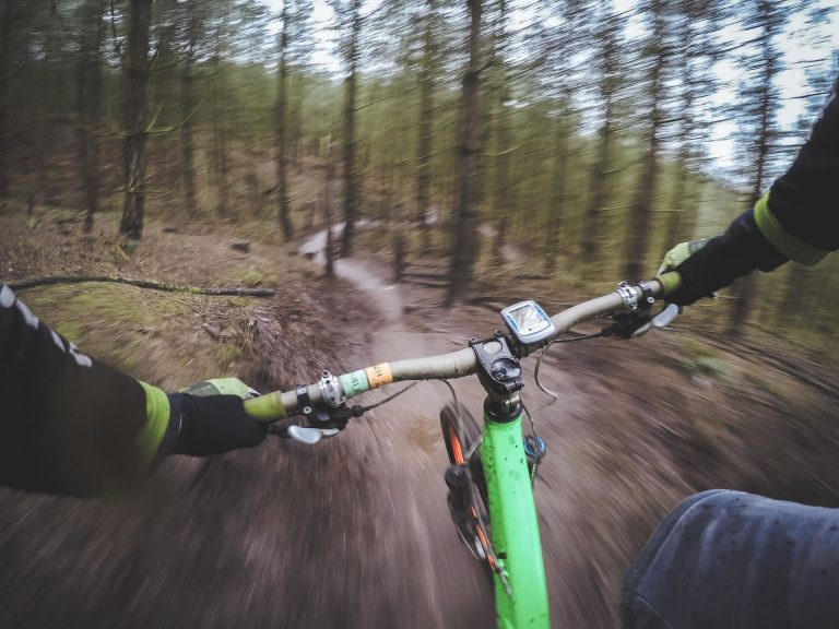 Jody's True Story of Saddleback's Suicide Mountain Biking Race